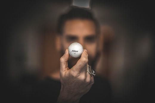 golfball bedrucken